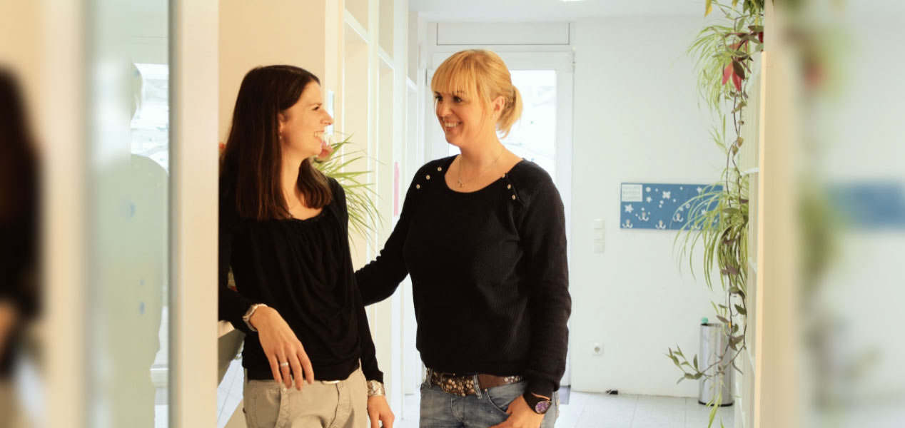 Dr. Ruth Maiwald & Judith Troost